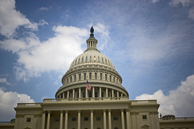 Download United States Capitol Building Stock Image - Image: 10422063