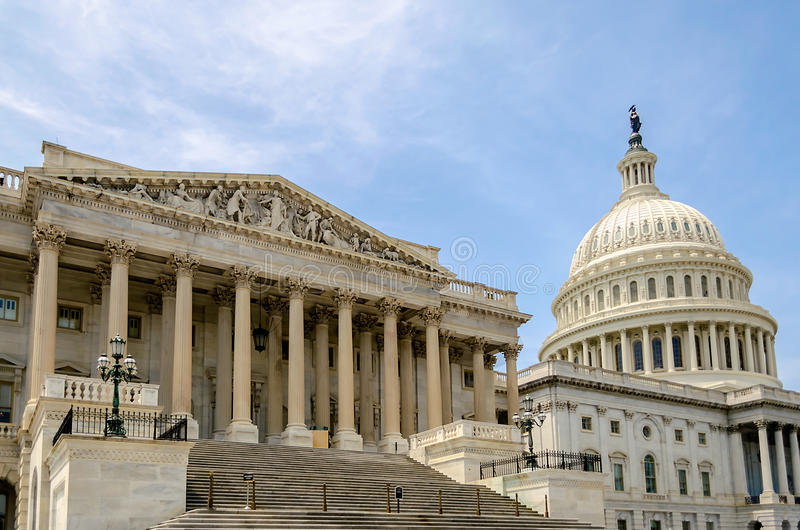 Download United States Capitol Building Stock Image - Image: 32327969