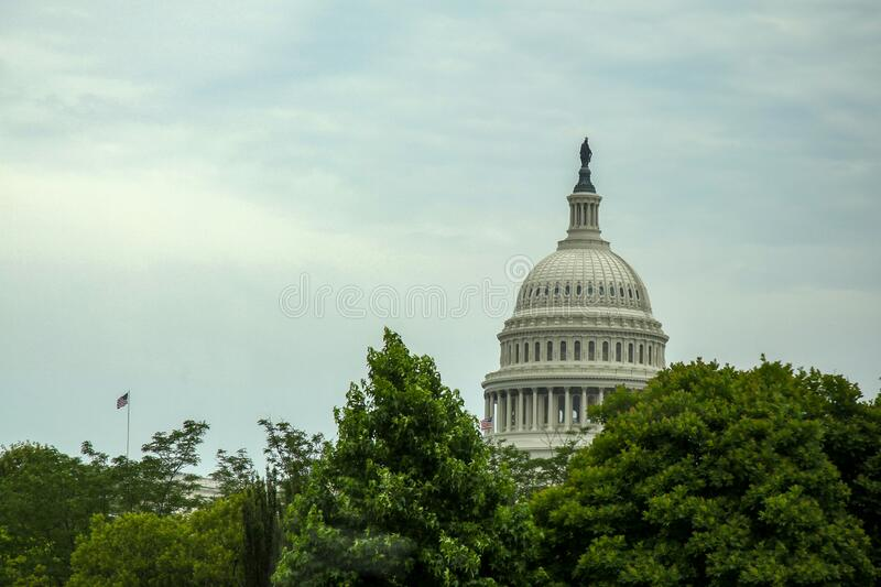 United States Capitol Building in Washington DC,USA.United States Congress stock images