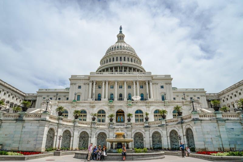 United States Capitol United States Capitol stock afbeelding
