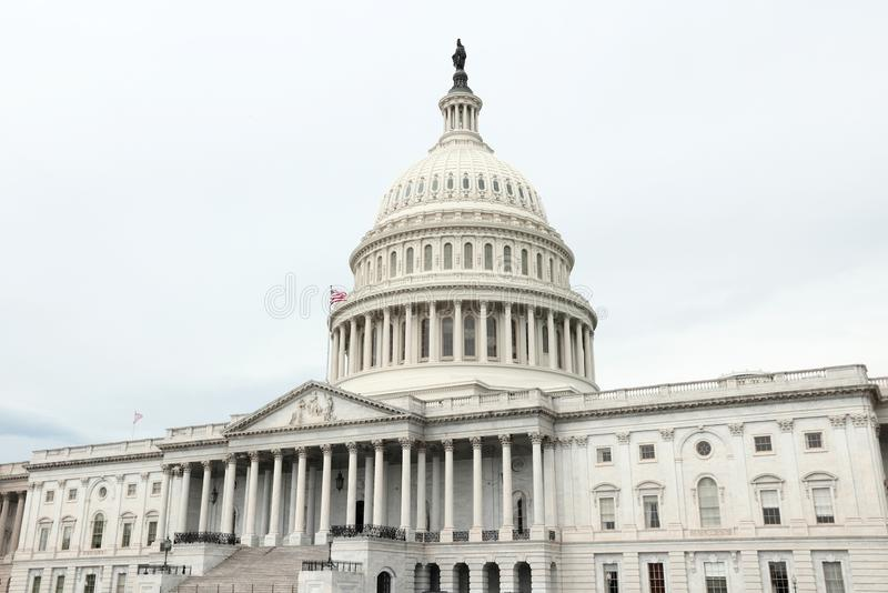 United States capitol stock photography