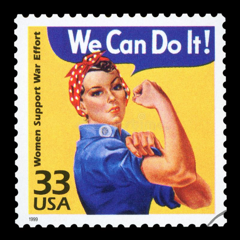 US - Postage Stamp stock photography