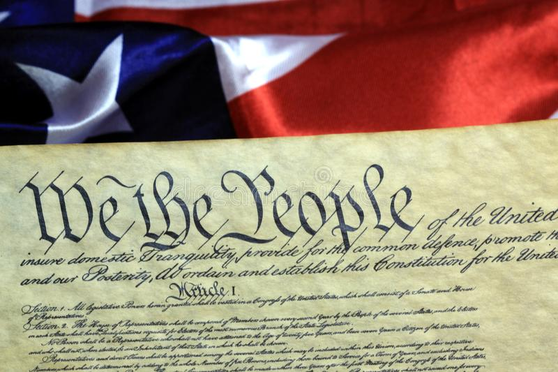 Download United States Constitution stock photo. Image of political - 24145178
