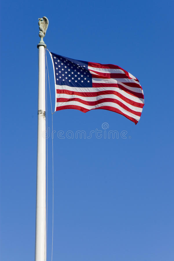 The United States Flag Royalty Free Stock Photography