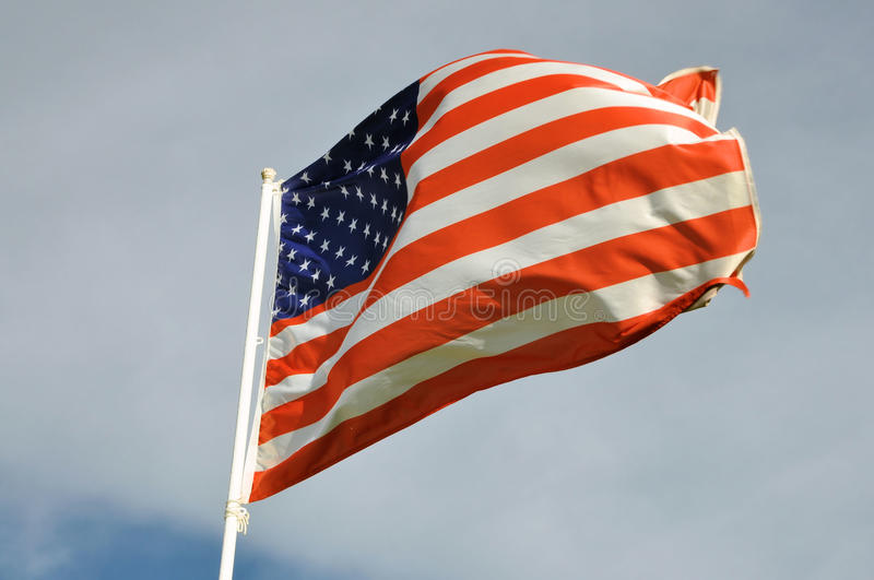 United States Flag Royalty Free Stock Photos