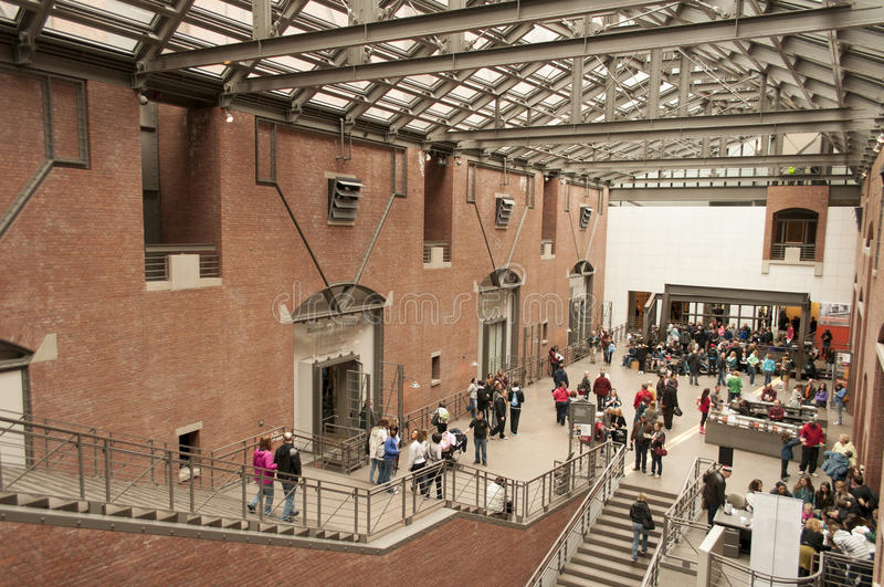 United States Holocaust Memorial Museum. An image of the United States Holocaust Memorial Museum in Washington DC royalty free stock photography