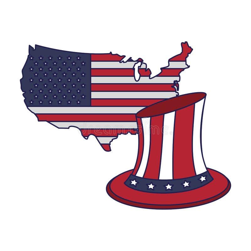 United States Map Outline Stock Illustrations – 9,135 United ...