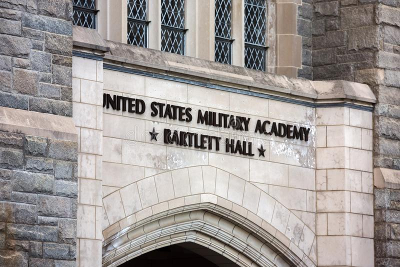 United States Military Academy USMA. NEW YORK, USA - Sep 18, 2017: United States Military Academy USMA, also known as West Point, Army, The Academy is a four stock photos