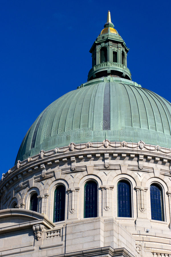 United States Naval Academy royalty free stock photo