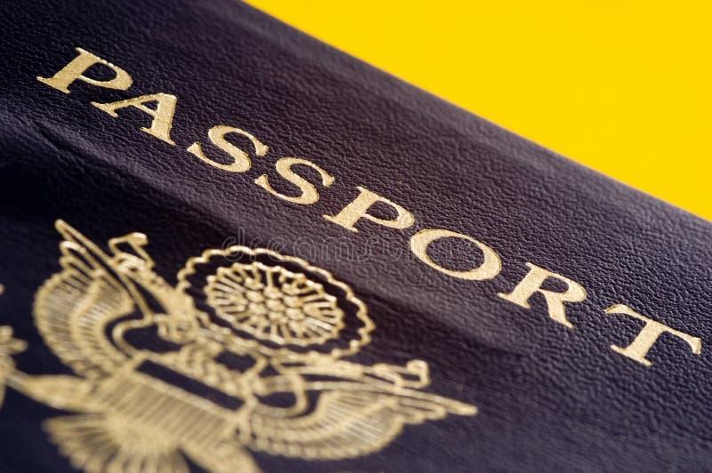 United States Passport royalty free stock photo
