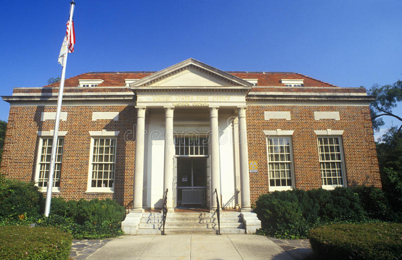 Download United States Post Office stock photo. Image of entrance - 23179266