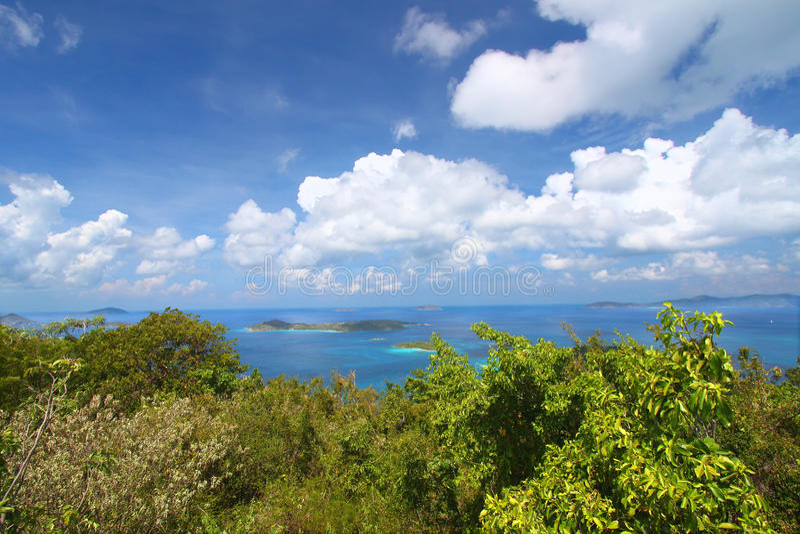 United States Virgin Islands imagenes de archivo