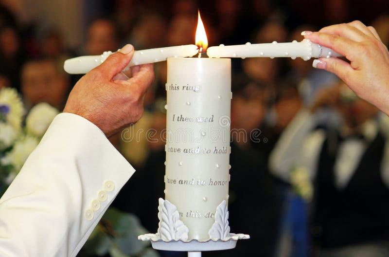Unity Candle Ceremony Stock Photo Image Of Bride Ceremony 11898900