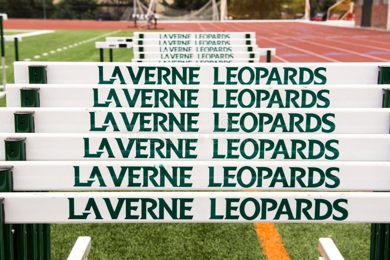 Univ de La Verne images stock