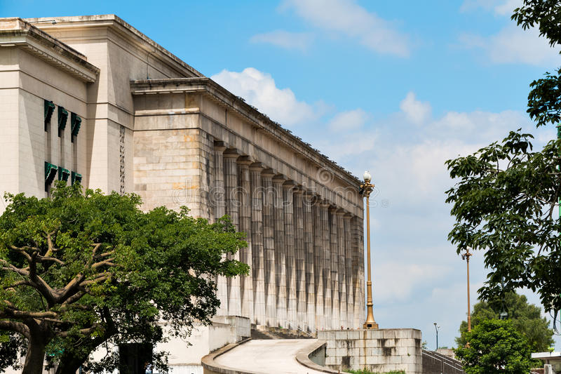 Univerity da lei, Buenos Aires Argentina imagens de stock royalty free