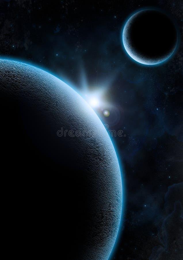 Univers illustration stock