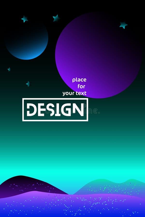 Univers d'illustrations de gradient illustration stock