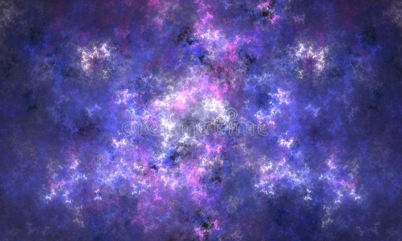 Univers infini illustration libre de droits