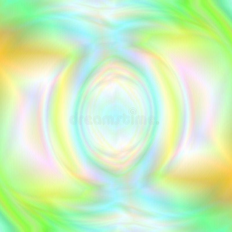 Universal Abstract Background with Realistic Holographic Effect. vector illustration