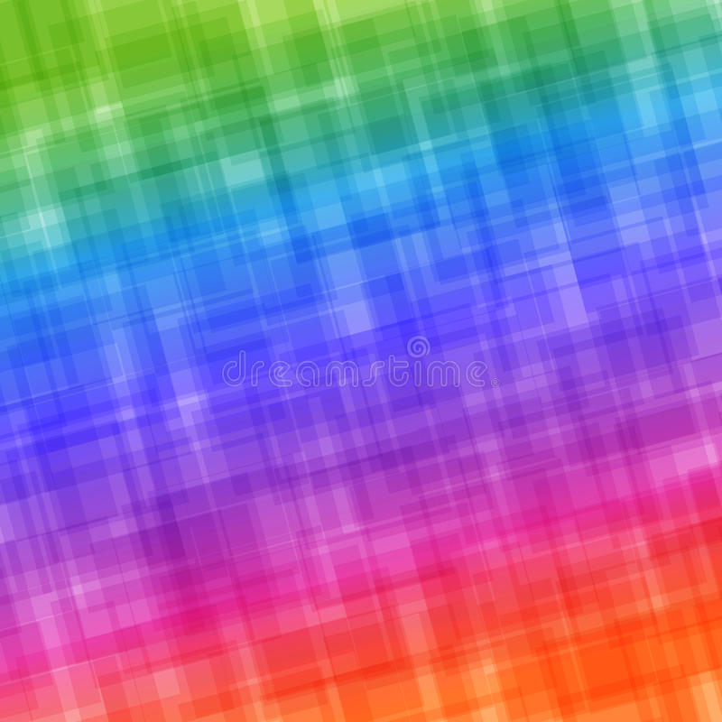 Universal Abstract Colorful Background with Gradient Effect. stock illustration