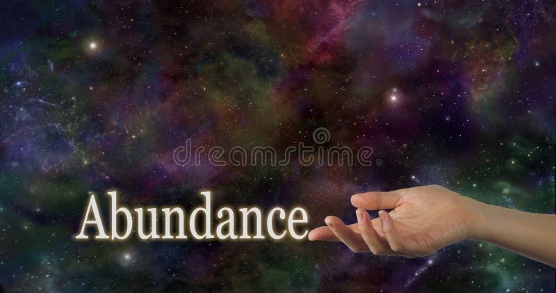 Universal Abundance stock photos