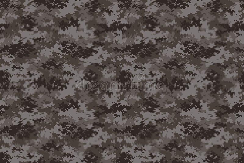 Universal Camouflage Pattern Vector stock illustration