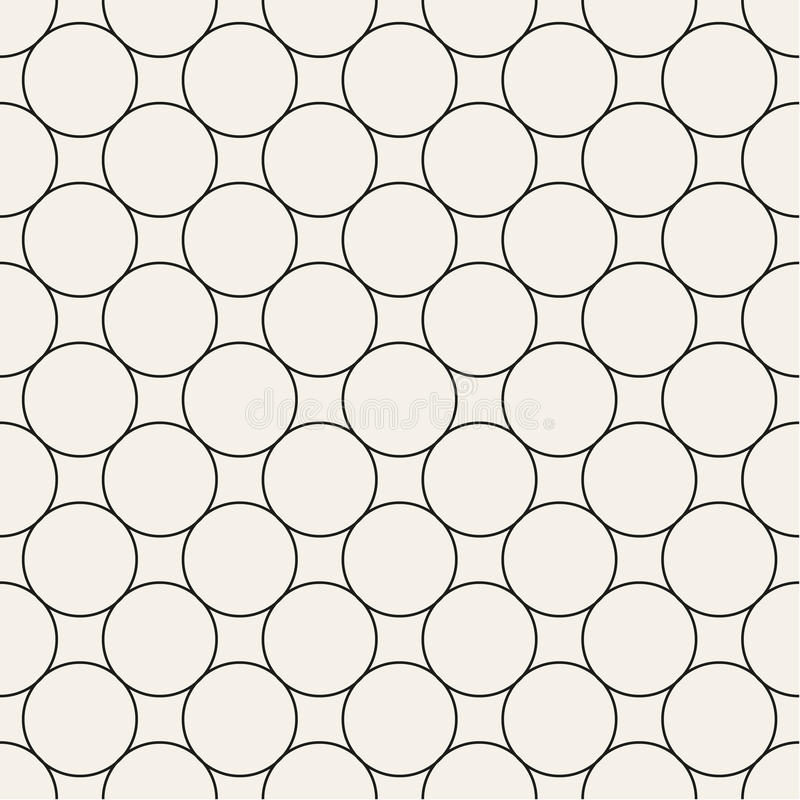 Universal different vector seamless pattern vector illustration
