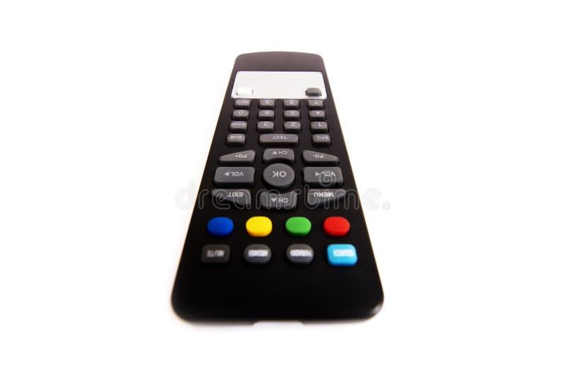 Universal-Fernsehapparat Fernsteuerungs lizenzfreie stockfotos