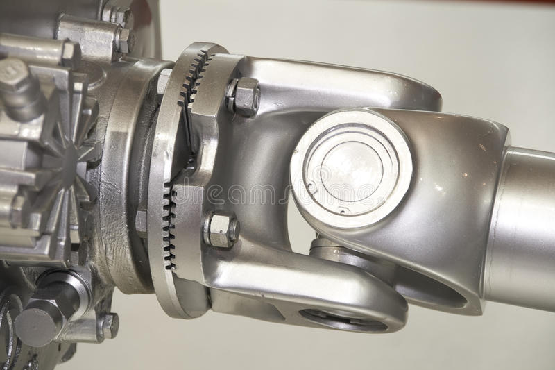 Universal joint royalty free stock images