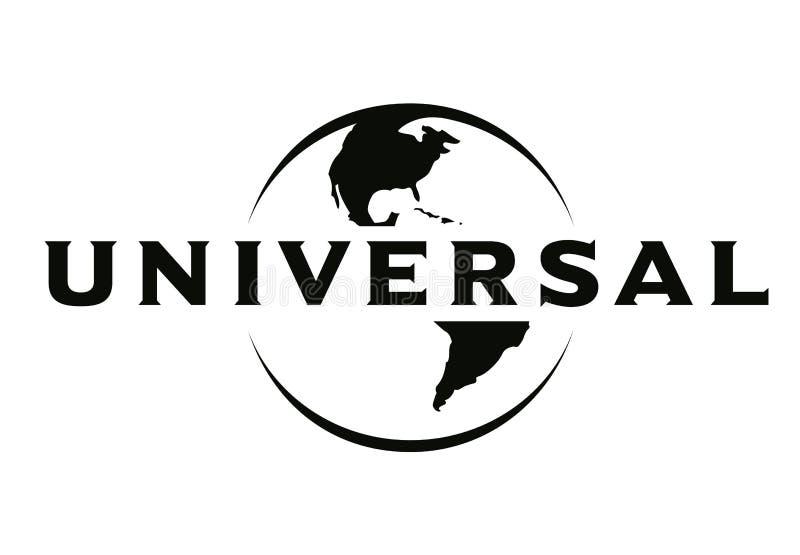 Universal Logo Editorial Image Illustration Of Serie 140029310