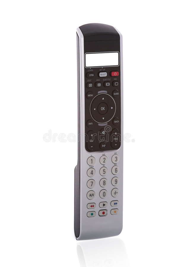 Free Universal Remote Control Royalty Free Stock Photo - 3817615