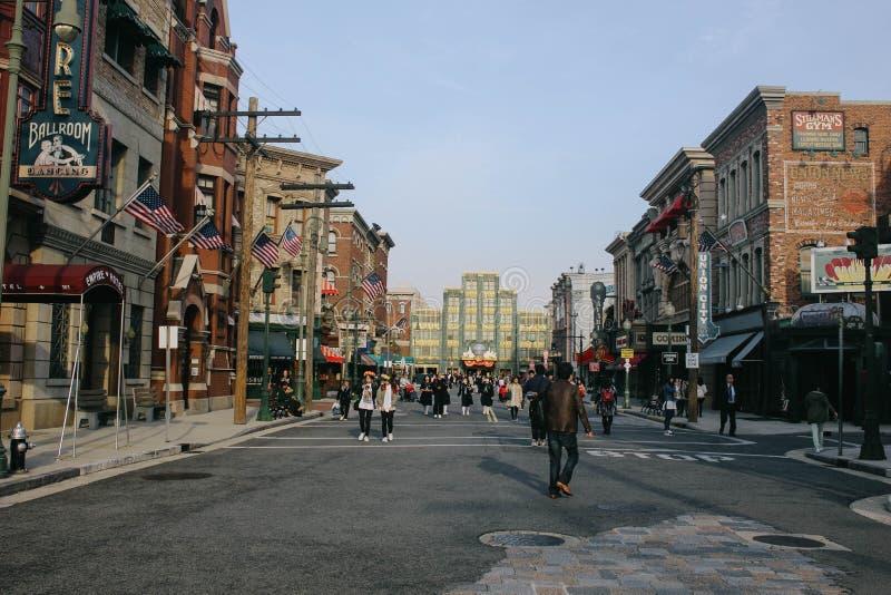 Universal Studio Japan royalty free stock photography