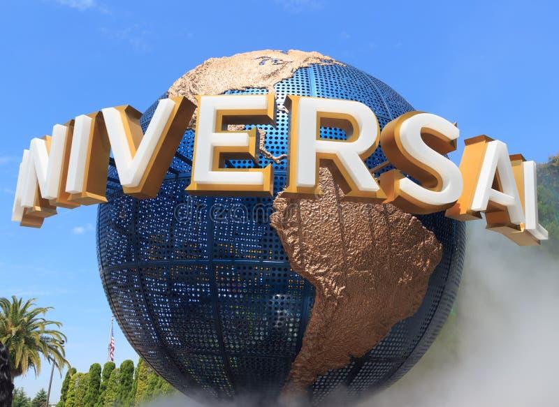 Universal Studio W Osaka, Japonia fotografia royalty free