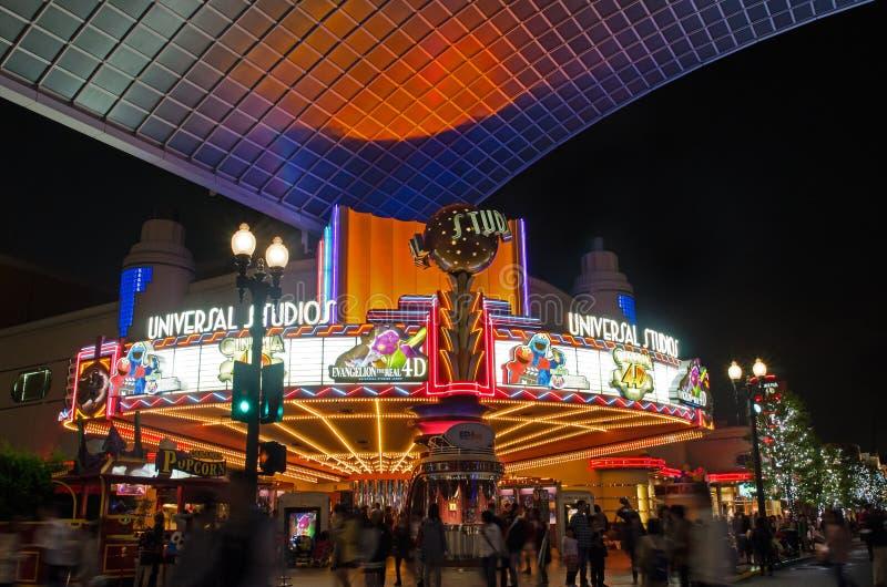 Universal Studios Japan royalty free stock photo