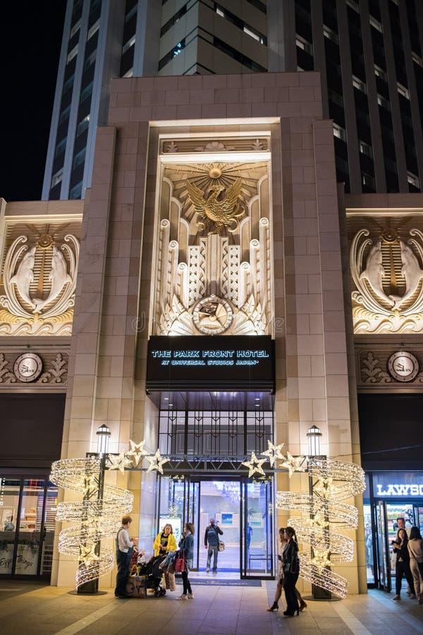 Universal Studios Japan royalty free stock images