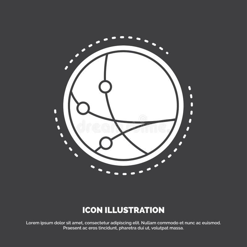 universalmente, comunicazione, collegamento, Internet, icona della rete r royalty illustrazione gratis