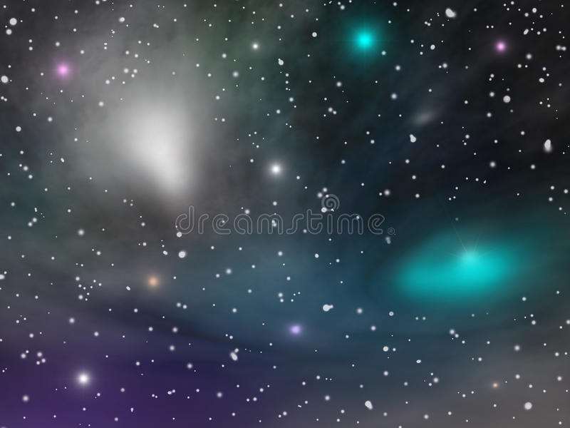 Download Universe stock illustration. Image of color, beauty, expanse - 13795986