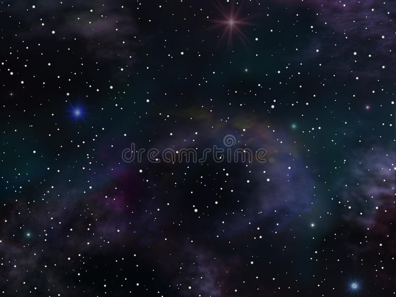 Download Universe stock illustration. Illustration of color, cosmos - 14561785