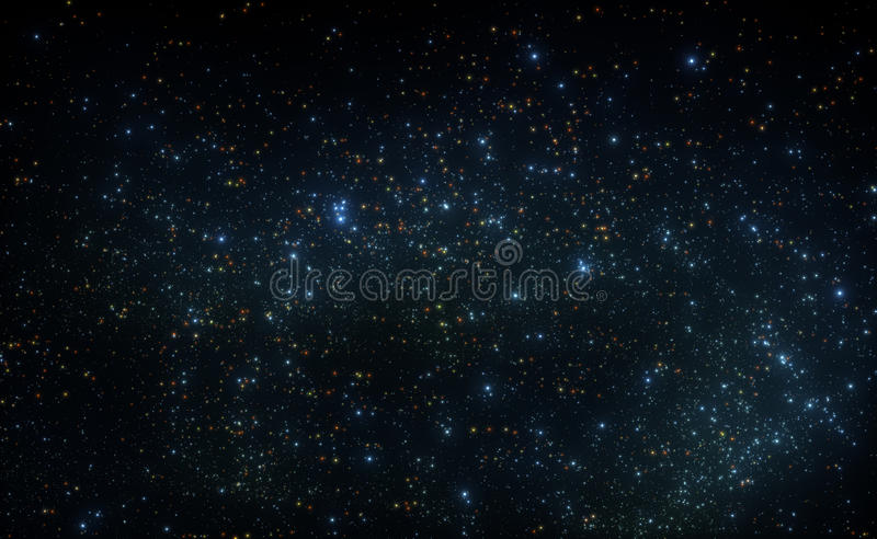 Download Universe stock illustration. Image of anti, field, matter - 14630294