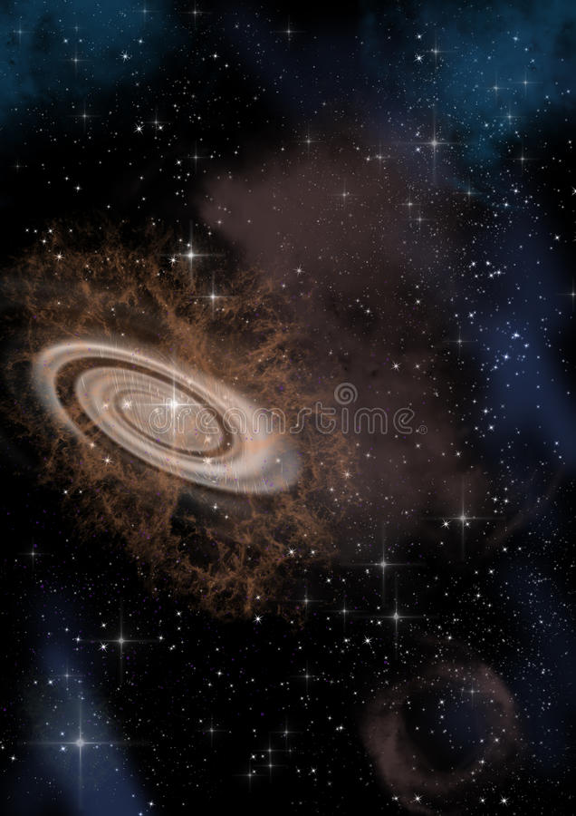 Download Universe of Dreams stock illustration. Image of image - 17227805
