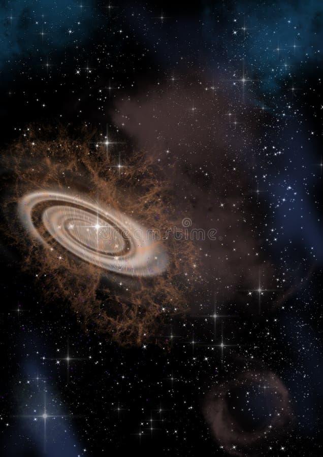 Universe of Dreams royalty free stock photo