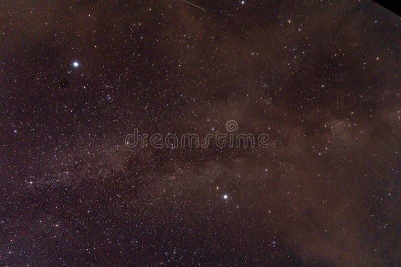Universe filled with stars, nebula and galaxy, background use. The Universe filled with stars, nebula and galaxy, background use royalty free stock photography