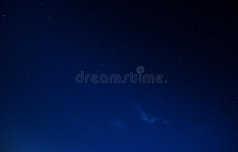 Universe filled with stars, nebula and galaxy. HQ background, space, sky, night, dark, astronomy, constellation, blue, abstract, deep, astrology, wallpaper royalty free stock photo