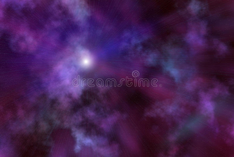 Universe space royalty free stock photography