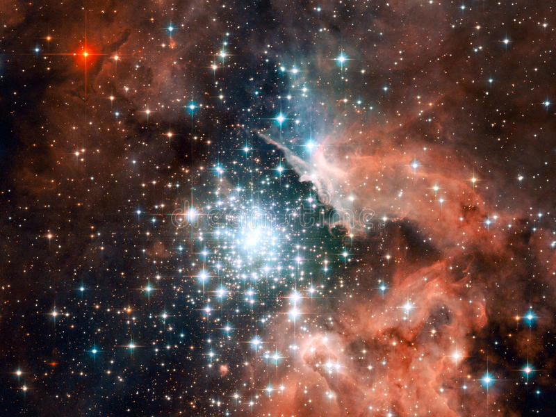 Universe - Starfield Stock Images