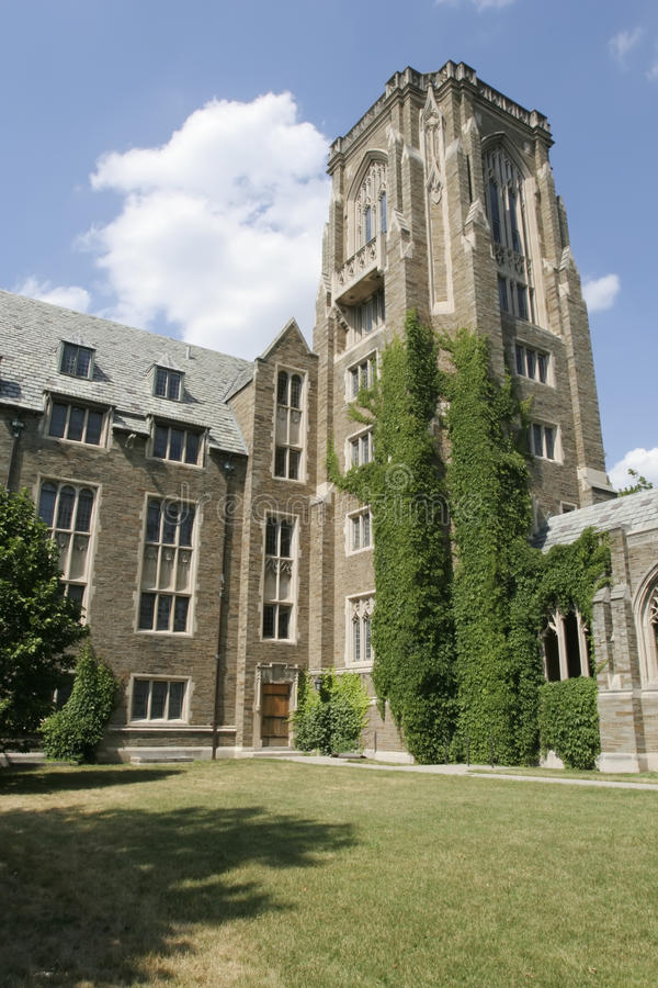 Universidad Cornell fotografía de archivo libre de regalías