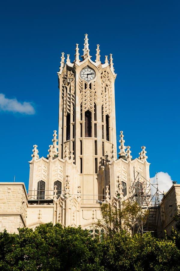 Universidad de Auckland foto de archivo libre de regalías