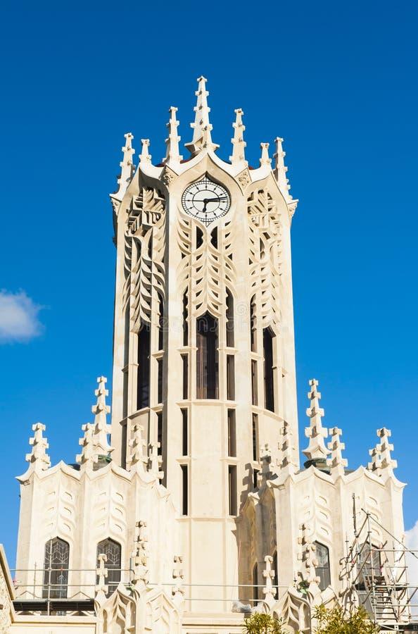 Universidad de Auckland imágenes de archivo libres de regalías
