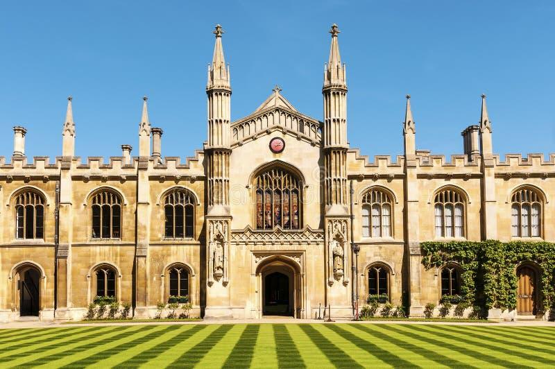Universidad de Cambridge fotos de archivo
