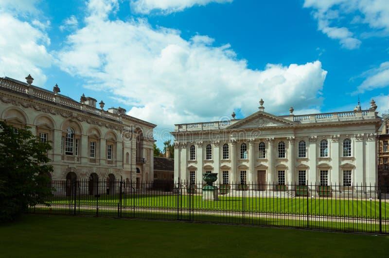 Universidad de Cambridge, senado, edificio, Inglaterra, Reino Unido imagenes de archivo